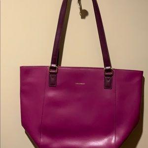 Vera Bradley purple bag
